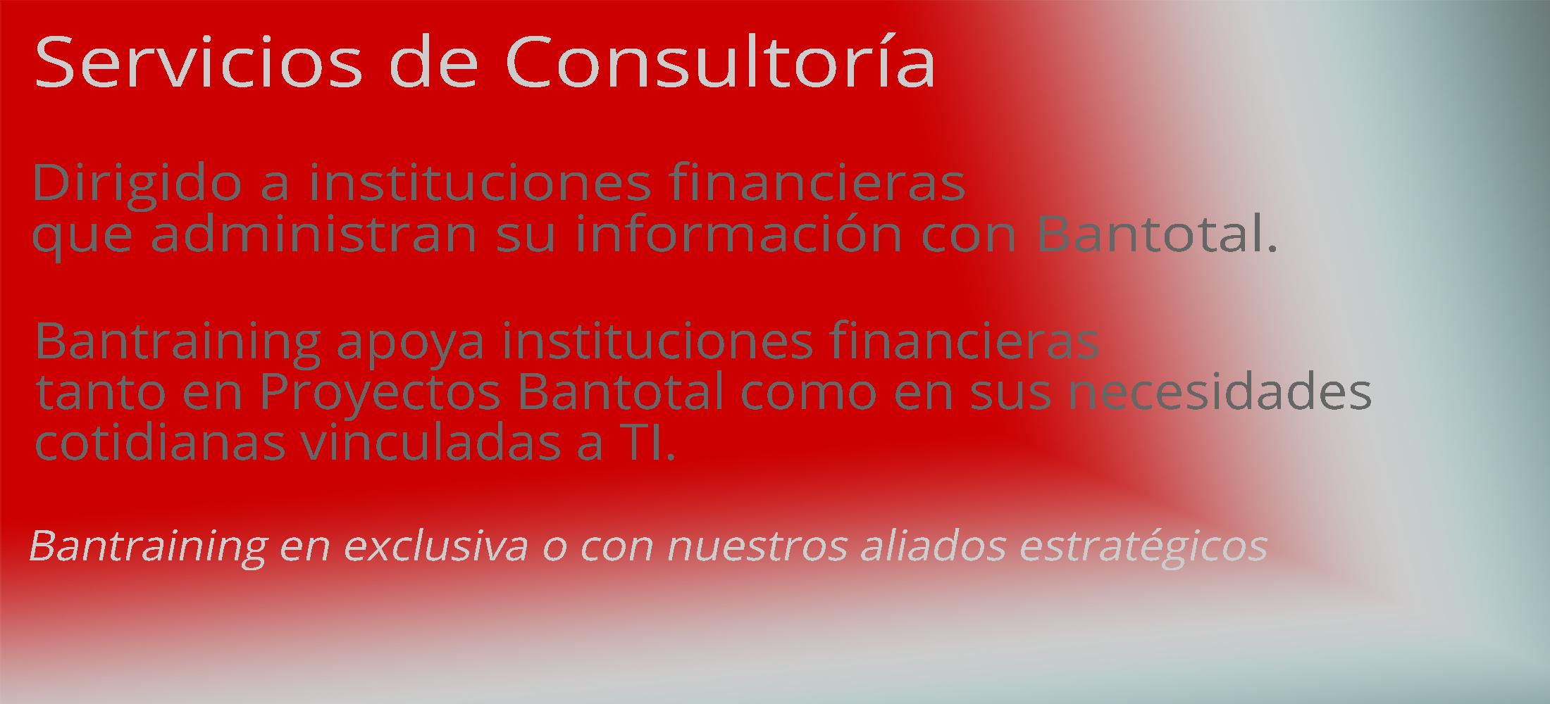 Servicios de consultoria cel