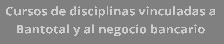 Disciplinas vinculadas movil